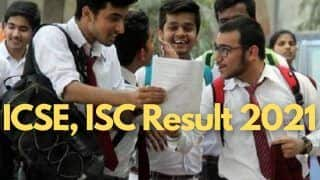 ICSE, ISC Result 2021 Declared at cisce.org: Not Satisfied With Board Exam Marks? Here's What You Can do