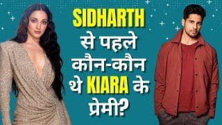 Happy Birthday Kiara Advani: From Mohit Marwah to Sidharth Malhotra, Watch Video to Know List of Alleged Link-Ups of Kiara