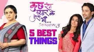 Kuch Rang Aise Bhi Pyar Ke Aise Bhi Season 3: Watch Video to Find Out 5 Interesting Facts