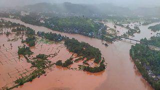 Maharashtra Rain Latest Update: बाढ़, भूस्खलन से 82 लोगों की मौत, 59 लोग लापता, रायगढ़ सबसे अधिक प्रभावित