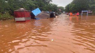 महाराष्ट्र में बारिश का कहर: तालिये गांव के निवासियों ने याद किया भूस्खलन के बाद का खौफनाक मंजर