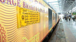 IRCTC Latest News: Mumbai-Delhi Rajdhani Express Sleeper Coach Rakes Get Face Lift With SMART Features