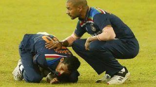 Sri Lanka vs India, 3rd T20I: भारतीय टीम को एक और झटका, तेज गेंदबाज Navdeep Saini निर्णायक मैच से बाहर!