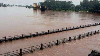 UP Flood: यूपी में बाढ़ का कोहराम, 23 जिले हुए जलमग्न, कई गांवों से टूटा संपर्क
