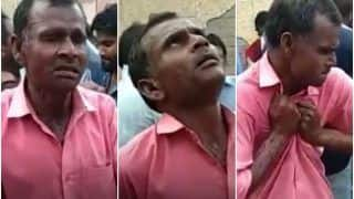 Viral Video: This Man's Weird Dance & Crazy Expressions at a Baarat Will Make You Laugh Really Hard | Watch