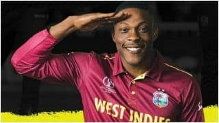 Sheldon Cottrell, Shimron Hetmyer, Roston Chase Recalled to West Indies ODI Squad