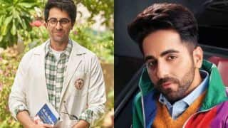Ayushmann Khurrana का डॉक्टर अवतार हुआ वायरल...'Doctor G' का First Look आउट- Photo