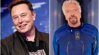 Next in Line? Elon Musk Buys a $250,000 Ticket to Space From Richard Branson's Virgin Galactic