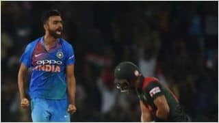IND vs SL: Varun Chakravarthy Set For Debut in First T20I as India Look to Continue Domination