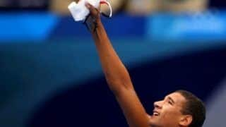 Olympics Swimming: Ahmed Hafnaoui Wins Men's 400m Freestyle Gold