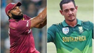 WI vs SA Dream11 Team Prediction, Fantasy Cricket Tips, 5th T20I: Captain, Vice-Captain, Probable Playing XIs For West Indies vs South Africa, 11:30 PM IST, July 3