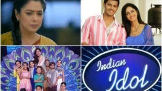 TRP Report Week 25: Anupamaa Beats Both Indian Idol 12 And Super Dancer 4 to Rule on Top | Full List