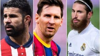 List of Free Agents on July 1: Lionel Messi, Sergio Ramos And Other Top Footballers Without a Club After Expiry of Contract