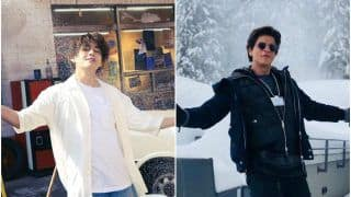 BTS V Recreates Shah Rukh Khan's Iconic Pose For Butter Concept Photo, ARMY Calls Him 'Korean Version Of SRK'