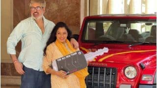 Anupamaa Aka Rupali Ganguly Buys New Car, But Her Choice Will Make You Respect Her Even More | See Pic