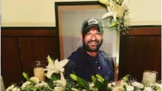 Mouni Roy Shares A Picture From Raj Kaushal's Prayer Meet | Check Here