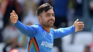 Rashid Khan Appointed Afghanistan's New T20I Captain Ahead of T20 World Cup