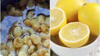 Raisin Water With Lemon: किशमिश के पानी में नींबू मिलाकर पीने से मिलते हैं कई फायदें, यहां जानें इसे बनाने की विधि