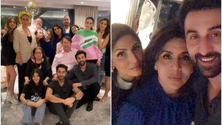 Inside Neetu Kapoor's Birthday Bash: Ranbir Kapoor, Kareena Kapoor, Alia Bhatt Get Together For A Dinner Date | See Pics