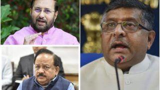 Modi Cabinet Reshuffle: मंत्रिपरिषद से इस्तीफा देने वालों में से कुछ नेताओं को मिल सकती है संगठन में बड़ी जिम्मेदारी!