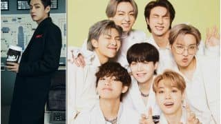 'BTS Is 7' Trends As ARMY Lashes Out At French Fashion Giant For 'Missing' V From Fashion Show Feature Video
