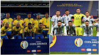 Copa America 2021 FINAL: Brazil vs Argentina Preview
