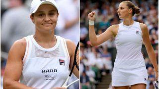 Match Highlights Wimbledon 2021 Women's Singles Final: Ash Barty Wins Championship Title After Beating Karolina Pliskova
