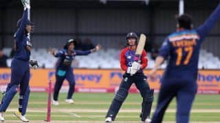 EN-W vs IN-W Dream11 Team Prediction 2nd T20I: Captain, Fantasy Playing Tips For Today's England Women vs India Women Match The 1st Central County Ground Hove, 07:00 PM IST July 11, Sunday