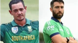IRE vs SA Dream11 Team Prediction, Fantasy Cricket Tips, 1st ODI: Captain, Vice-Captain, Probable Playing XIs For Ireland vs South Africa, 3:30 PM IST, July 11