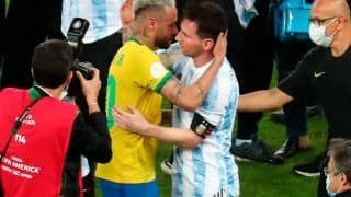 Neymar Opens Up on Emotional Moment With Lionel Messi: