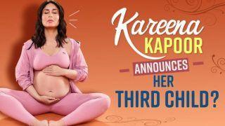 Kareena Kapoor Khan ने तीसरे बच्चे का किया ऐलान? वीडियो में जानिए क्या है पूरा माजरा