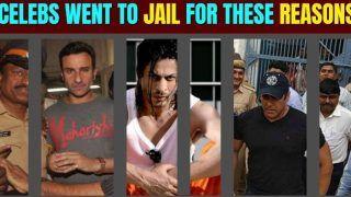 शाहरुख खान से लेकर सलमान खान तक, इन सेलेब्स को जाना पड़ा है जेल, यहां जानिए वजह और देखिए लिस्ट- VIDEO
