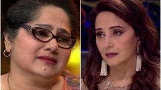 Shagufta Ali Reacts to Madhuri Dixit Giving Her Rs 5 Lakh Cheque: It Was Shocking