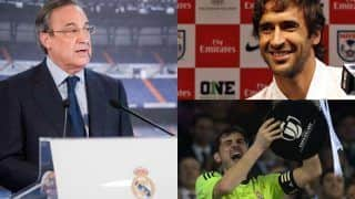 Raul Gonzalez And Iker Casillas Are Biggest Real Madrid Frauds: Florentino Perez in Leaked Audio From 2006; Club Releases Statement