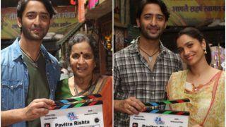 Shaheer Sheikh Pens Emotional Note As He Turns Manav For Pavitra Rishta 2: 'Sushant, You Will Always Be Manav'