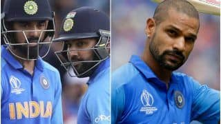 Rohit Sharma And KL Rahul Are Currently Ahead of Shikhar Dhawan: Ajit Agarkar on Left-Hander's Chances For T20 World Cup 2021