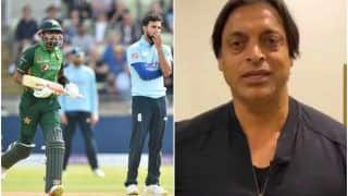 Shoaib Akhtar Lashes Out at Pakistan's Performance After ODI Series Loss vs England