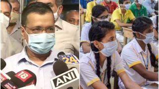 Schoool Reopening News: दिल्ली में कब खोले जाएंगे स्कूल? CM अरविंद केजरीवाल ने दिया यह जवाब...