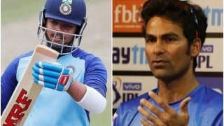 If Prithvi Shaw Plays Well in Sri Lanka And IPL, He Could be Included in T20 World Cup: Mohammad Kaif