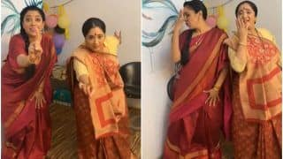Anupama And Baa Dance Like 'Sharabi' in Fun Video, Fans Say 'Ek Number' - Watch