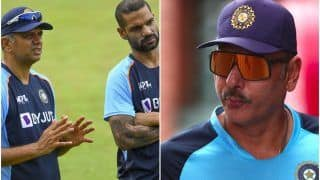 SL vs IND 2021: Rahul Dravid And Ravi Shastri Have Different Style of Motivating Players, Says Shikhar Dhawan