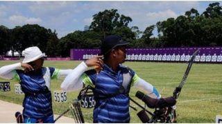 Archers Deepika Kumari, Atanu Das Have First Training Session in Tokyo
