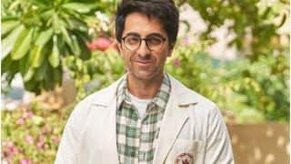 Ayushmann Khurrana Shares First Look of Doctor G, Fans Call Him 'Indian Harry Potter'