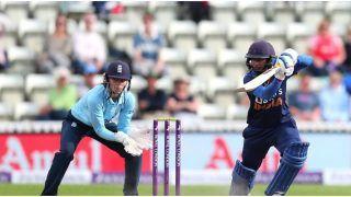 Mithali Raj Back in No.1 Spot on ICC Women's ODI Player Rankings