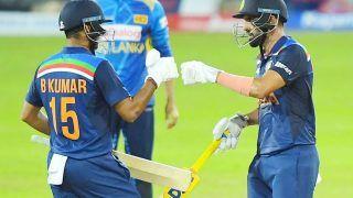 IND vs SL 2nd ODI: Deepak Chahar Scripts India's Series-Sealing Win Over Sri Lanka