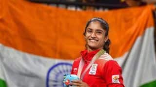 Tokyo 2020, Meet India's Olympic Medal Hope: Vinesh Phogat