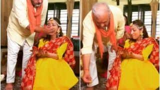 Yami Gautam Wishes Her 'Camera-Shy Father' On Birthday With This Unseen Haldi Ceremony Video | Watch