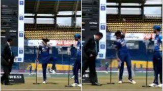 VIDEO: Shikhar Dhawan's Hilarious Celebration After Winning The Toss | WATCH
