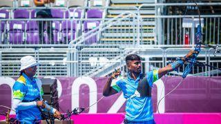 Tokyo Olympics: Deepika Kumari-Pravin Jadhav Bounce Back to Qualify For Quarterfinals of Archery Mixed Team Event