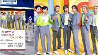 BTS Army Feels Proud After K-Pop Group Featured in South Korea's National Icons At Tokyo Olympics Opening Ceremony